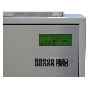 Wpłatomat GSWPG-1 LCD i klawiatura